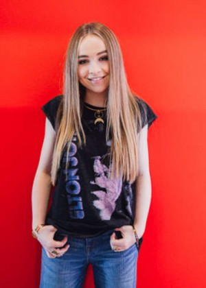 Sabrina Carpenter - Rachel Kaplan Shoot for iheartradio.com June 2015