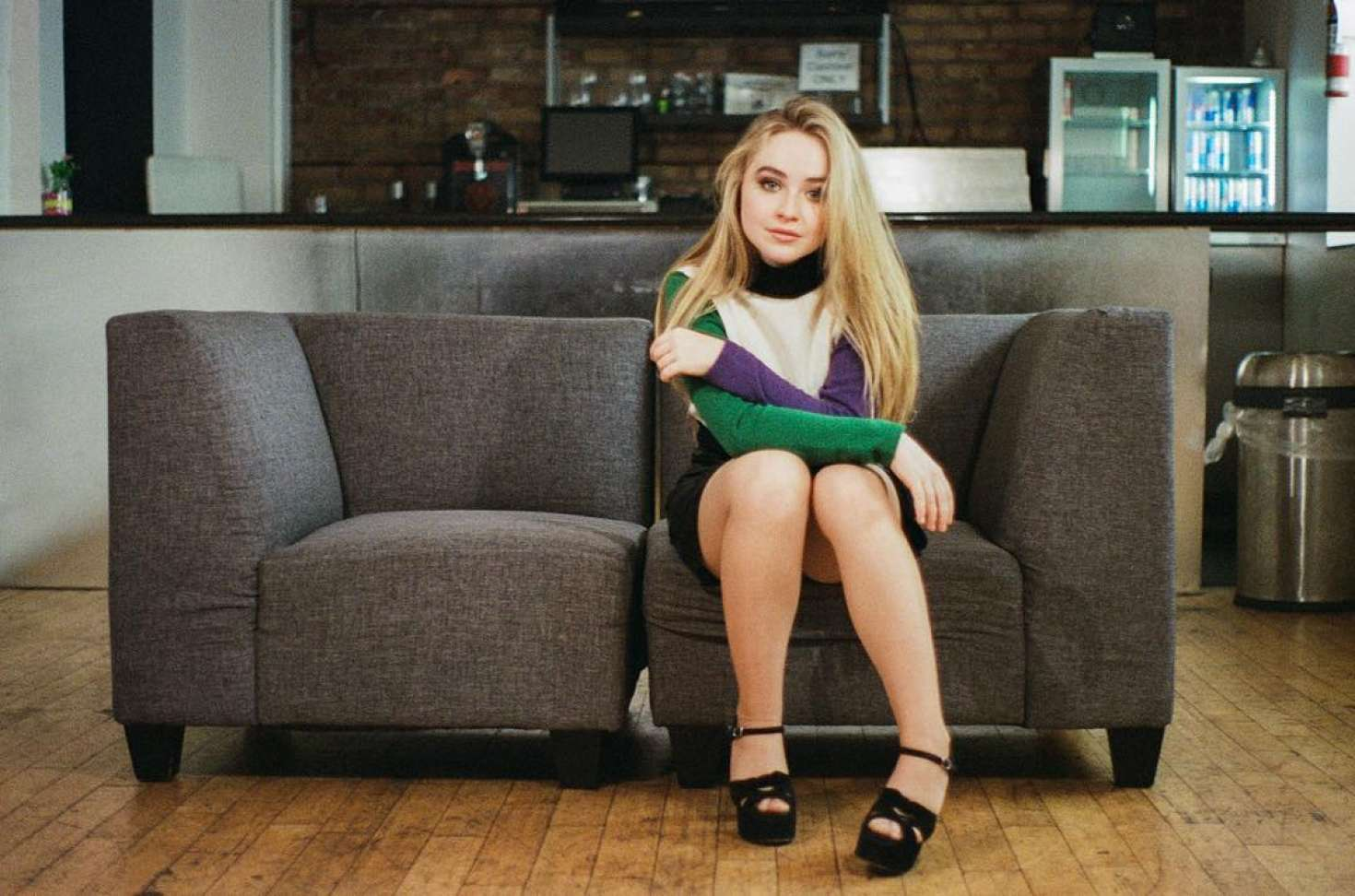 Magnificent Sabrina Carpenter Ryan Parker Photoshoot 2017 01 Gotceleb Gmtry Best Dining Table And Chair Ideas Images Gmtryco