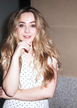 Sabrina Carpenter - Seventeen Magazine Photoshoot (August ...
