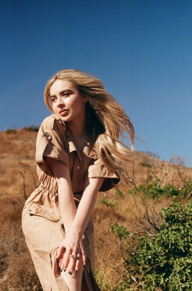 Sabrina Carpenter - The Laterals Photoshoot (August 2020)