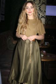 Sabrina Carpenter - 'The Short History of the Long Road' Cast Film Party in NYC