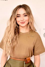 Sabrina Carpenter - 'The Short History of the Long Road' Premiere at 2019 Tribeca Film Festival in NYC