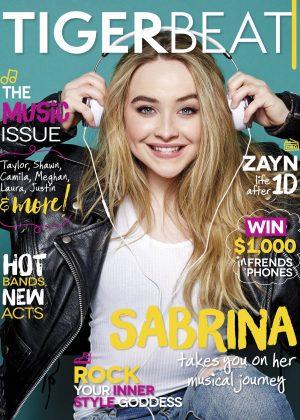 Sabrina Carpenter - TigerBeat Magazine (April/May 2016)