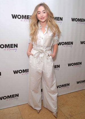 Sabrina Carpenter - 'Women In Harmony' Brunch in Los Angeles