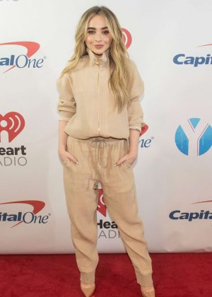 Sabrina Carpenter - Y100's iHeartRadio Jingle Ball 2018 in Sunrise