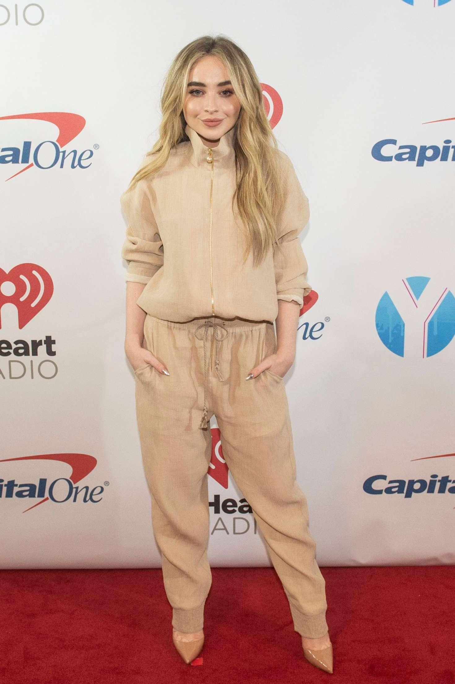 Sabrina Carpenter 2018 : Sabrina Carpenter: Y100s iHeartRadio Jingle Ball 2018 -03