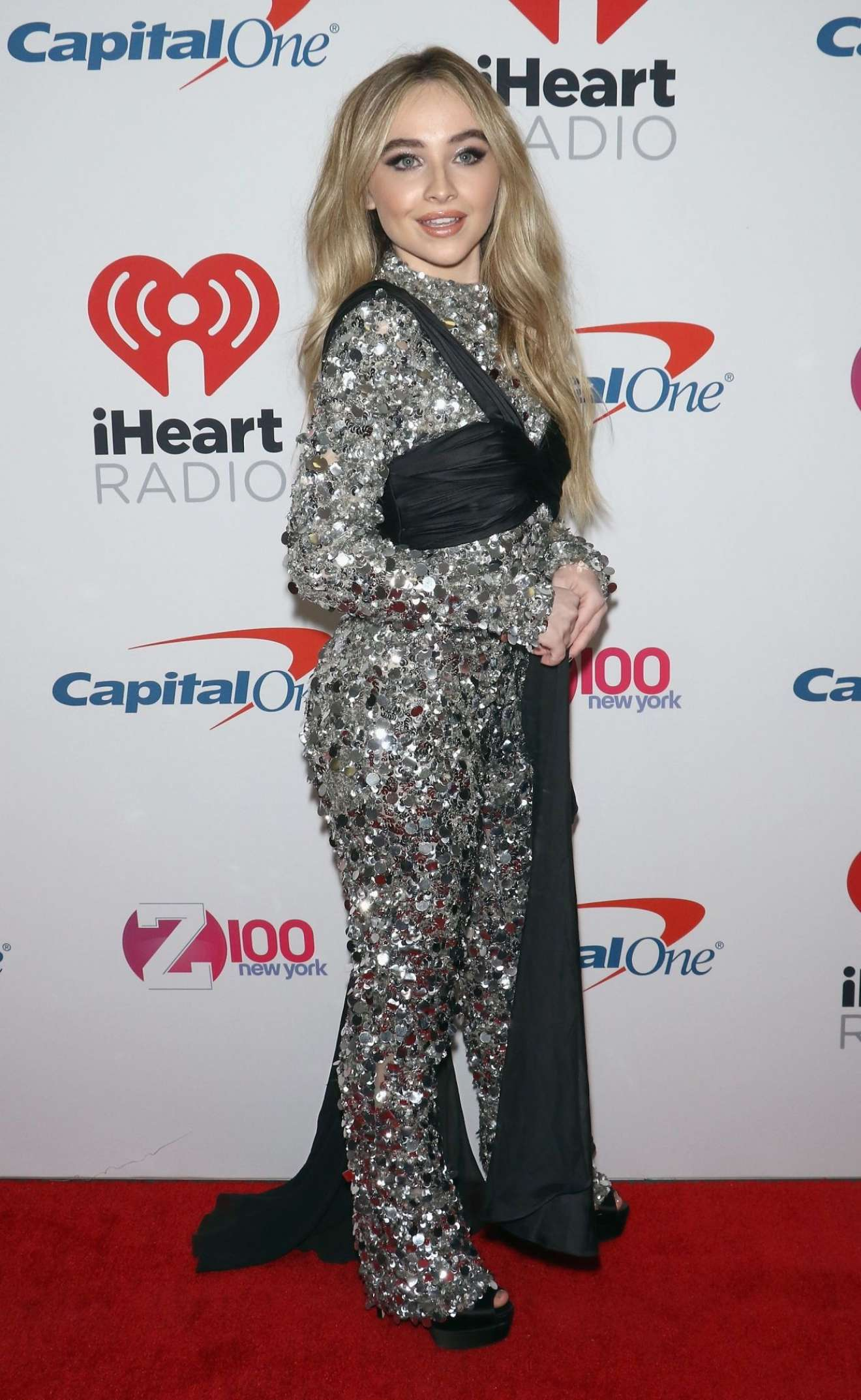 Sabrina Carpenter – Z100's Jingle Ball 2018 in NYC