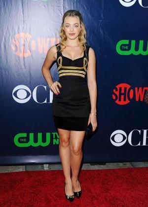 Sadie Calvano - CBS, CW and Showtime TCA Summer Press Tour Party 2015 in LA