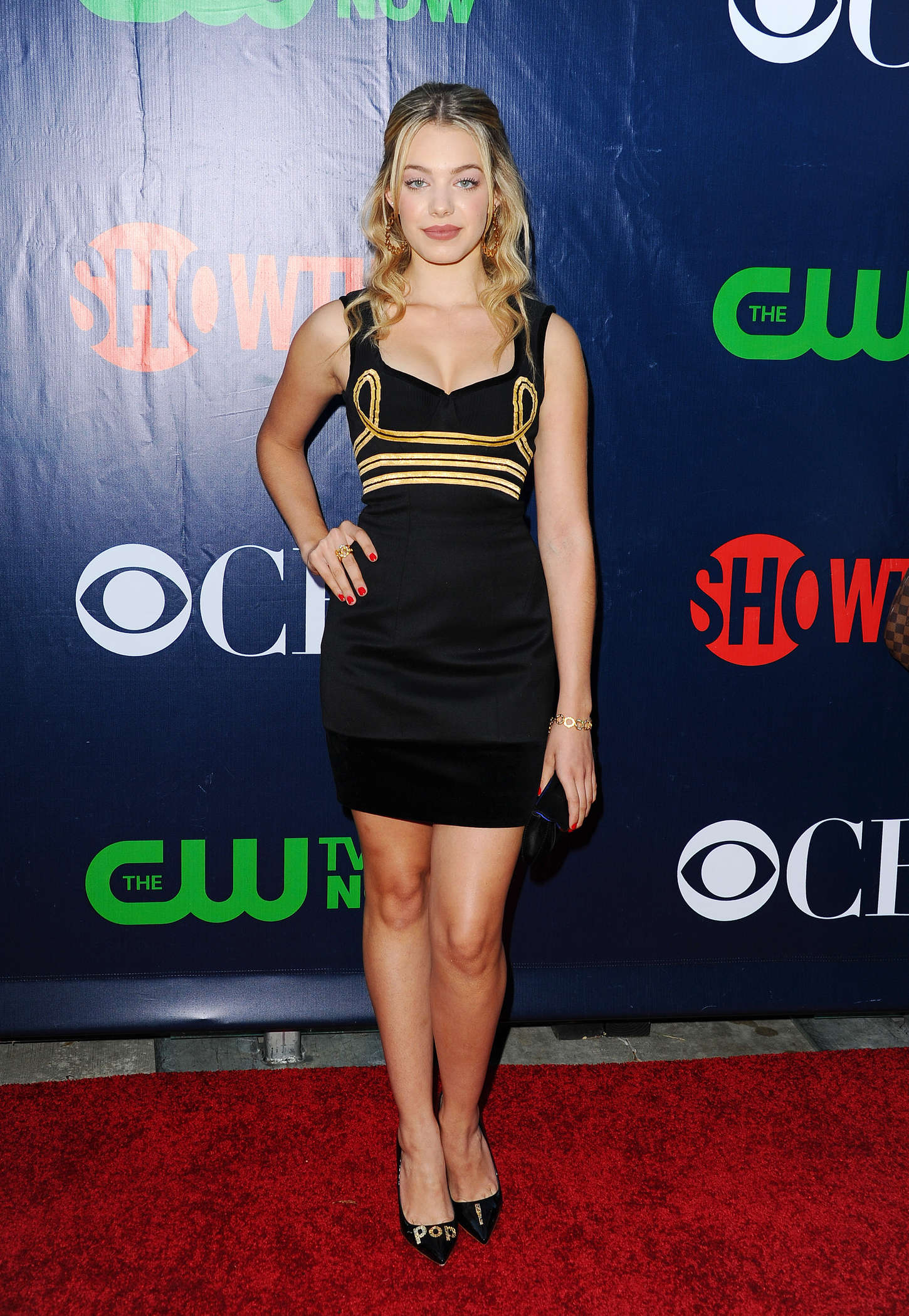 Emmy Rossum: CBS CW and Showtime TCA Summer Party 2015 -04