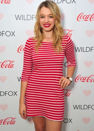 Sadie Calvano - Launch Party for WILDFOX Loves Coca-Cola Capsule Collection in West Hollywood