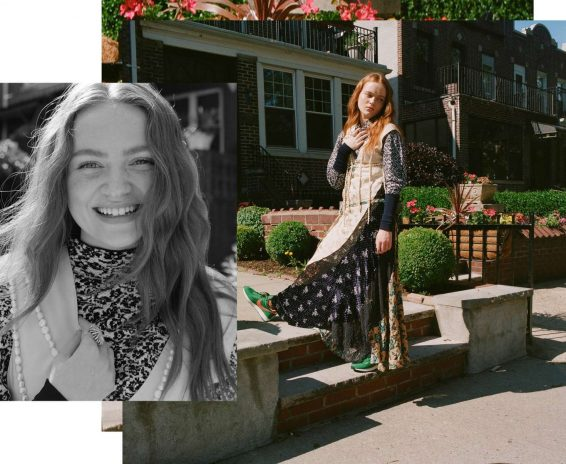 Sadie Sink for Who What Wear Magazine (July 2019)