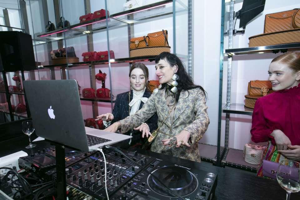 Sadie Sink 2019 : Sadie Sink – Gucci Zumi Handbag Collection-09