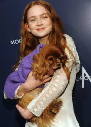 Sadie Sink - Humane Society Of The United States To The Rescue! Gala in NY