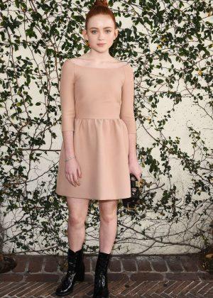 Sadie Sink - Lynn Hirschberg Celebrates W Magazine's It Girls With Dior in LA
