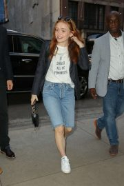 Sadie Sink - Out in New York City