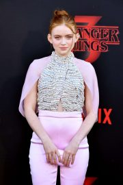 Sadie Sink - 'Stranger Things' Season 3 Premiere in Santa Monica