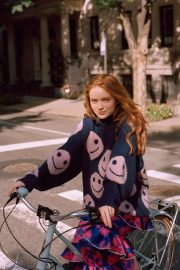 Sadie Sink - Teen Vogue Magazine (July 2019)