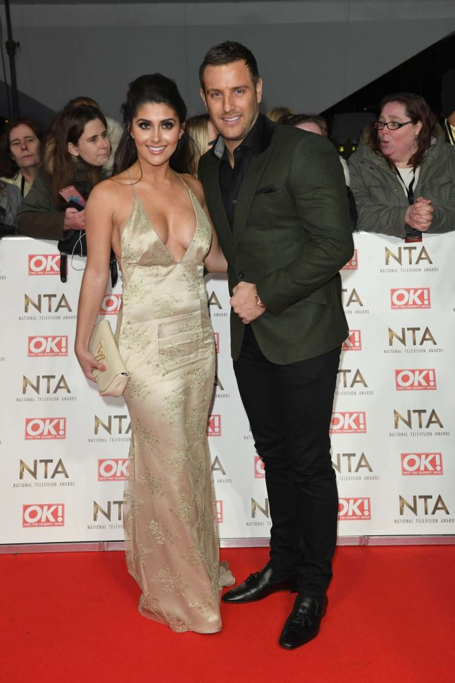 Sadie Stuart - 2017 National Television Awards in London