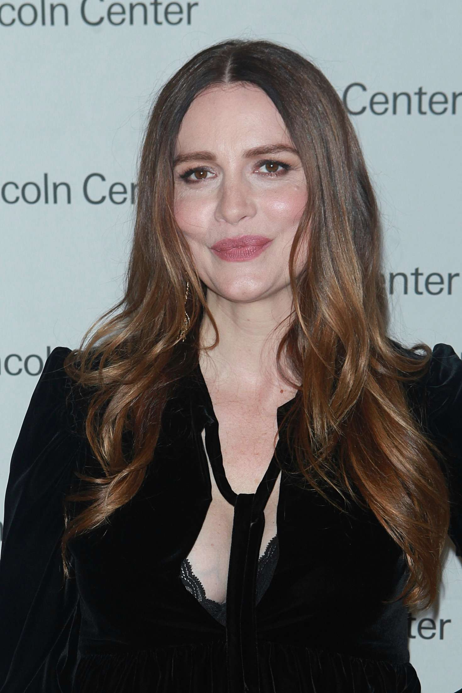 Saffron Burrows: Lincoln Centers Mostly Mozart Opening