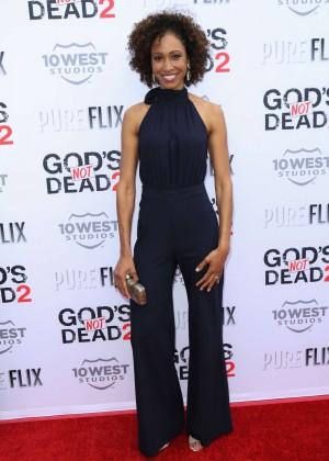 Sage Steele - 'God's Not Dead 2' Premiere in Los Angeles