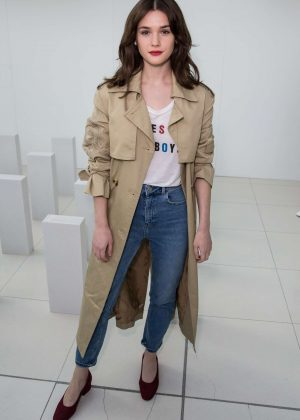 Sai Bennett - Marcus Lupfer Show at 2017 LFW in London