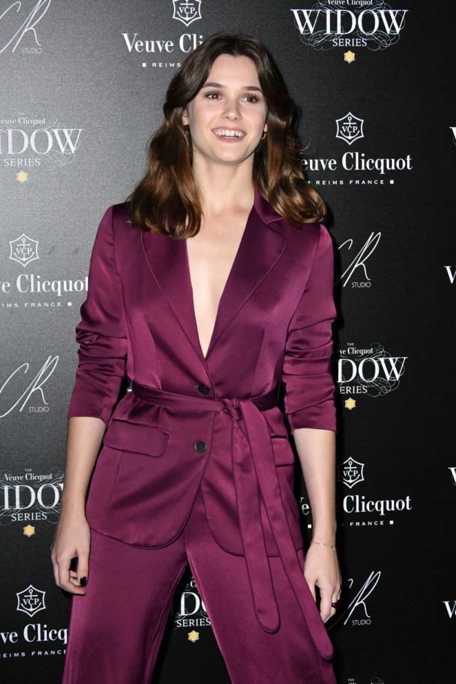 Sai Bennett - The Veuve Clicquot Widow Series VIP launch party in London