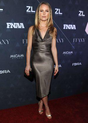 Sailor Brinkley Cook - Footwear News Achievement Awards in NYC