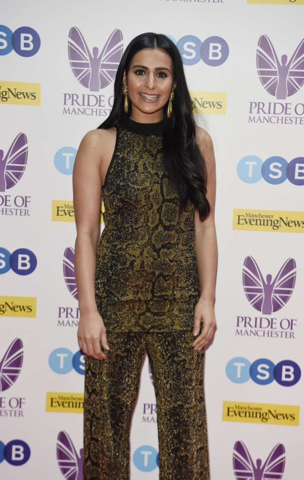 Sair Khan - 2019 Pride Of Manchester Awards in Manchester