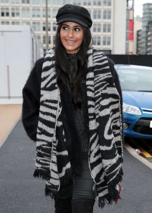 Sair Khan - Arriving at Menagerie Restaurant in Manchester