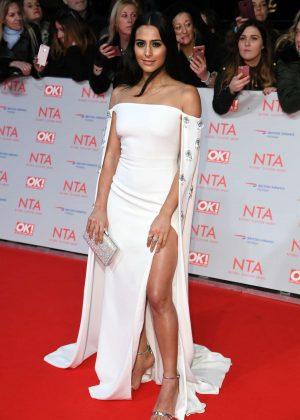 Sair Khan - National Television Awards 2018 in London