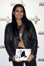 Sair Khan - The Book of Mormon Press Night in Manchester