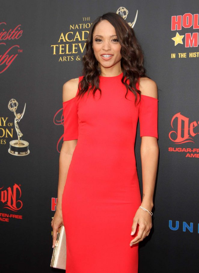 Sal Stowers - Daytime Emmy Awards Nominee Reception in LA