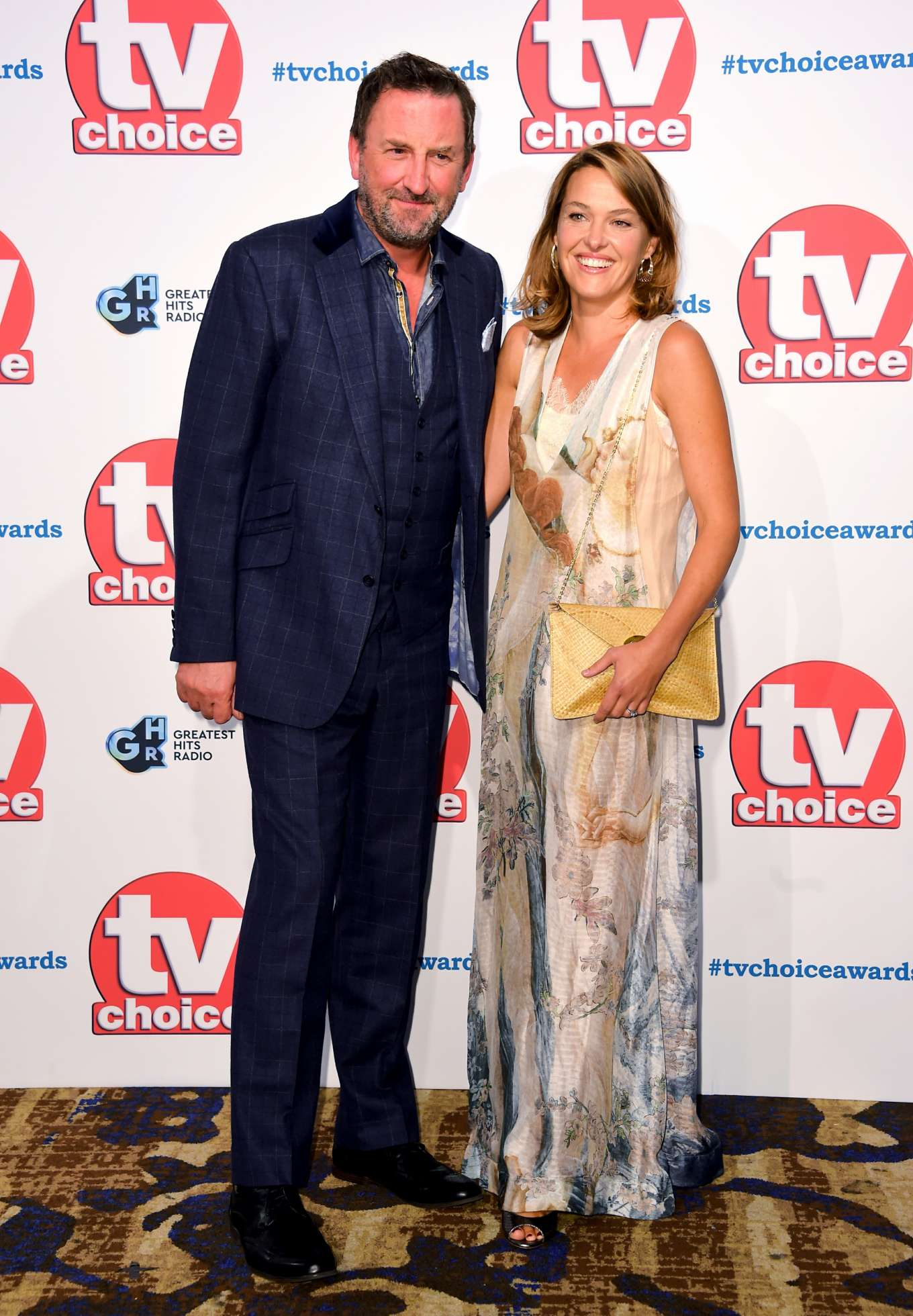 Sally Bretton - 2019 TV Choice Awards in London