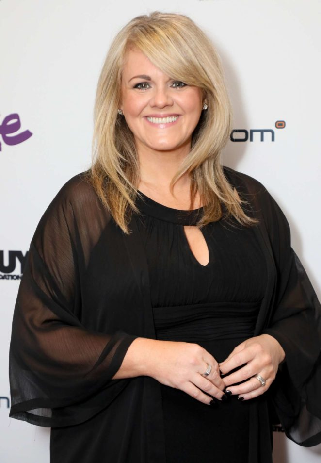 Sally Lindsay - Life After Stroke Awards 2017 in London
