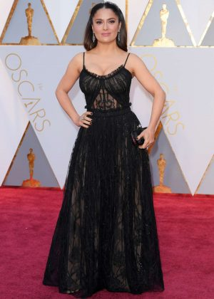 Salma Hayek - 2017 Academy Awards in Hollywood