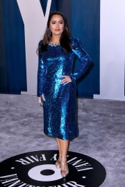 Salma Hayek - 2020 Vanity Fair Oscar Party in Beverly Hills