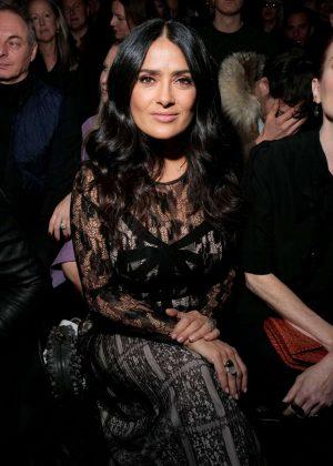 Salma Hayek - Bottega Veneta Fashion Show 2018 in New York