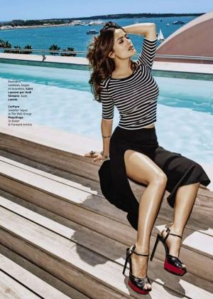 Salma Hayek - Grazia Italy Magazine (July 2015)