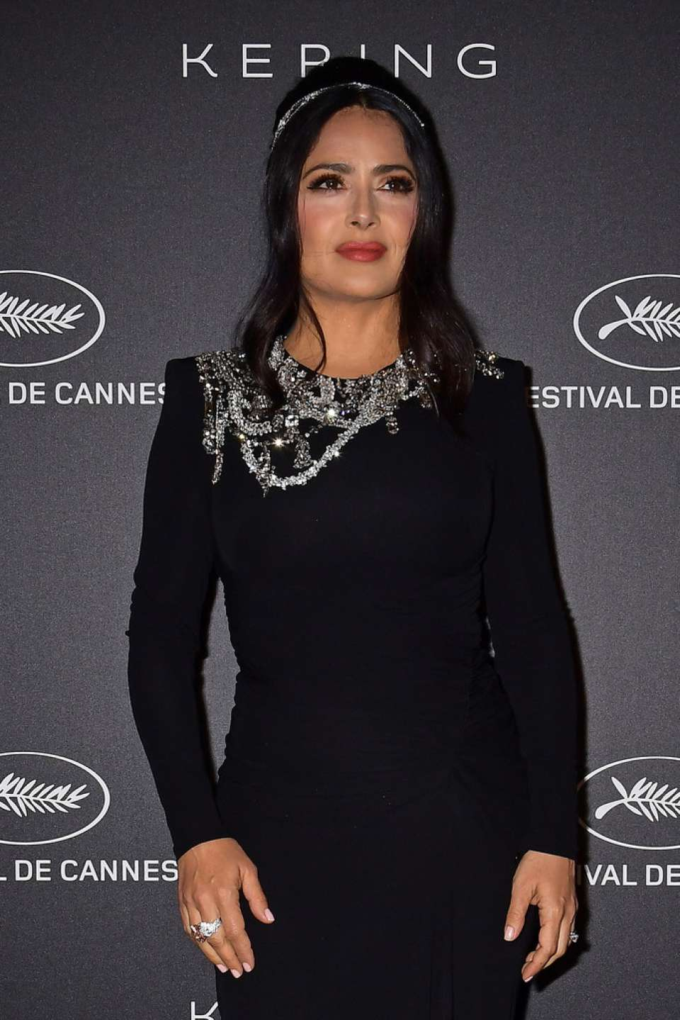 Salma Hayek - Kering's Women in Motion Awards 2019 in Cannes