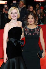 Salma Hayek - Red carpet at 'The Roads Not Taken' Premiere - 2020 Berlinale Film Festival