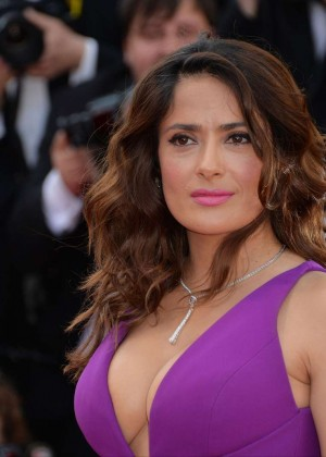 Salma Hayek – 'Rocco and His Brothers' Premiere in Cannes  Salma Hayek