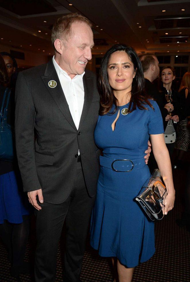 Salma Hayek - 'Sonita' VIP Screening in London