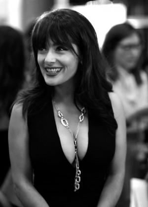Salma Hayek - Spike TV's Guys Choice 2015 in Culver City