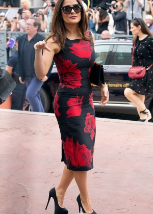 Salma Hayek - 'Tale Of Tales' Photocall at 2015 Cannes Film Festival in Cannes