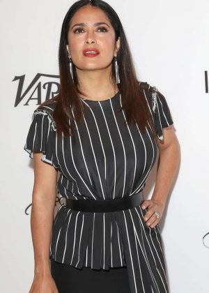 Salma Hayek - Variety's Power of Women NY Presented by Lifetime in NY