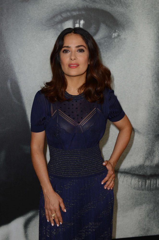 Salma Hayek - 'Women in Motion' Photocall at 2016 Cannes Film Festival