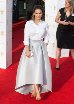 Sam Faiers - BAFTA TV Awards 2016 in London