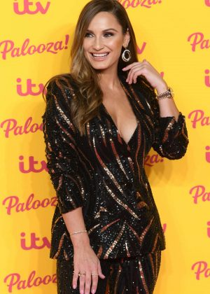 Sam Faiers - ITV Palooza in London