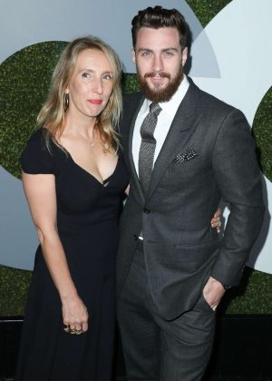 Sam Taylor-Johnson - GQ Men of The Year Awards 2016 in LA