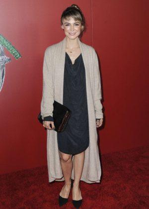 Samaire Armstrong - 'Nutcracker Christmas' Premiere in LA